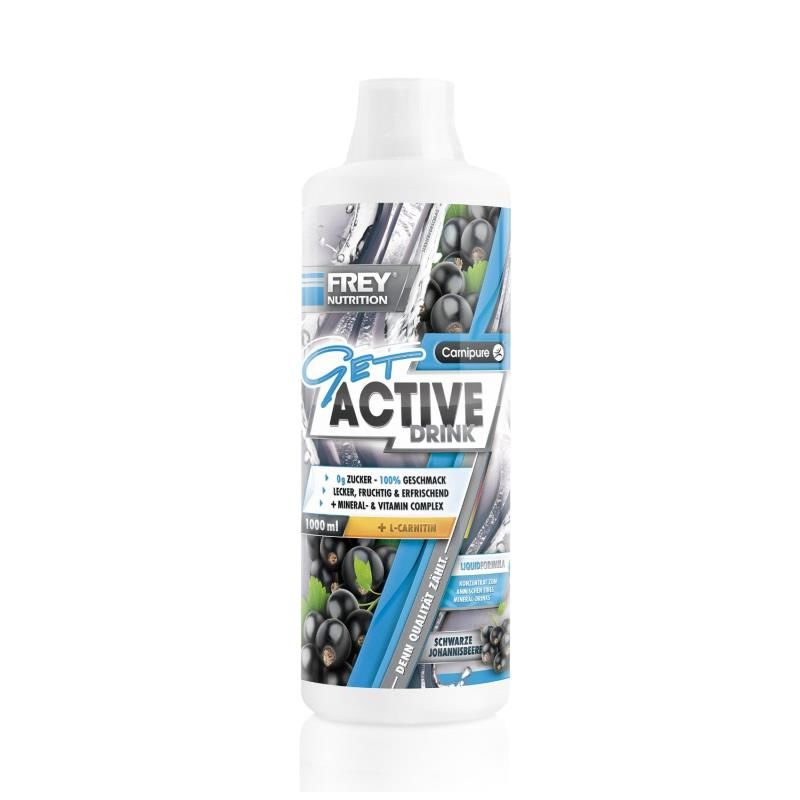 Frey Nutrition Get Active Drink 1000ml