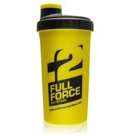 Scitec Nutrition Full Force Shaker 700ml Gelb/Schwarz