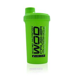 SCITEC NUTRITION WOD CRUSHER SHAKER - 700ML NEON GRÜN