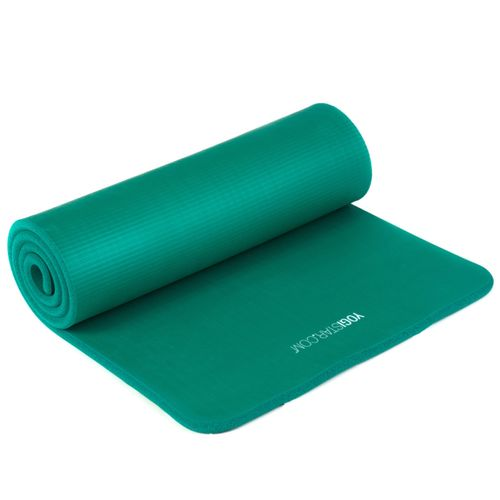 Yogistar Pilates Matte Basic - Grün