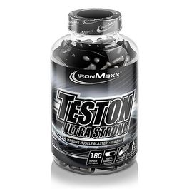 IronMaxx Teston Ultra Strong 180 Kapseln