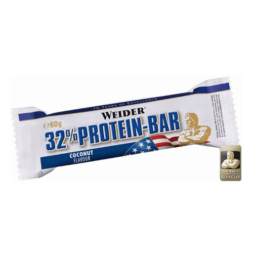 Weider 32% Protein Bar 24x60g Cookie & Cream