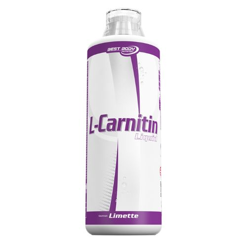Best Body Nutrition L-Carnitin Liquid 1000ml Limette