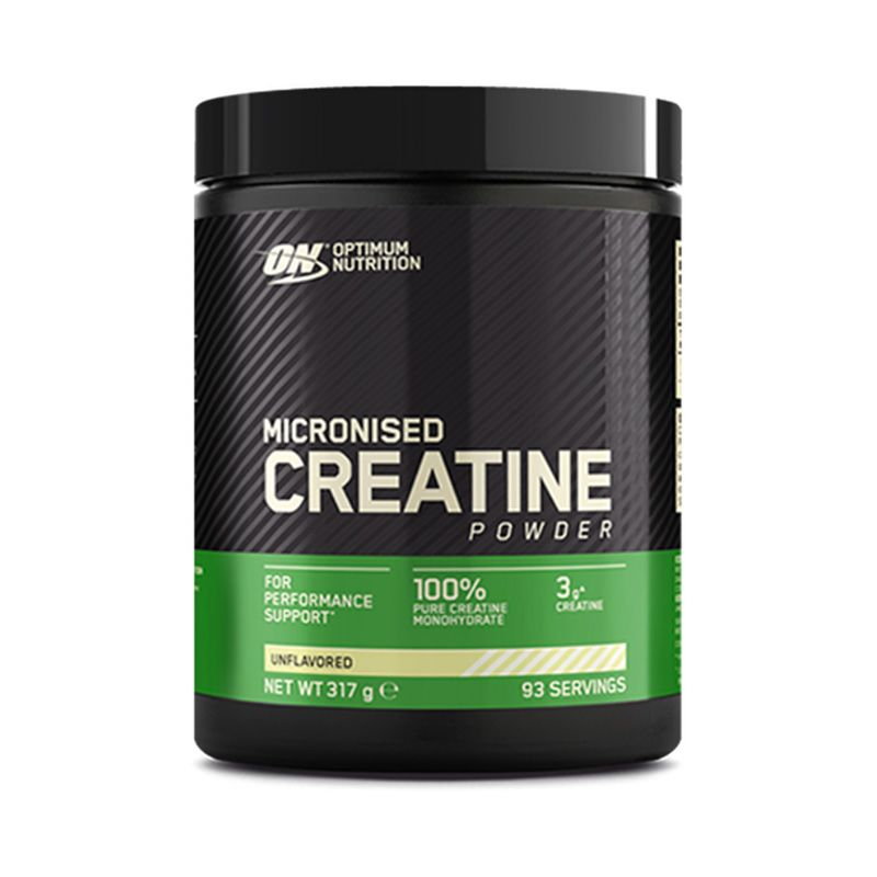 Optimum Nutrition Micronised Creatine Powder 317g