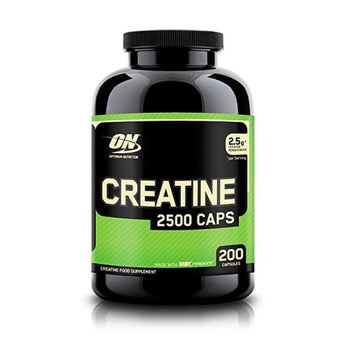 Optimum Nutrition Creatine 2500 - 200 Kapseln