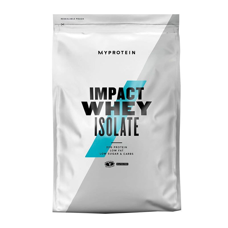 Myprotein Impact Whey Isolate 1000g Schokolade Brownie