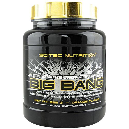 Scitec Nutrition Big Bang 3.0 - 825g Mango