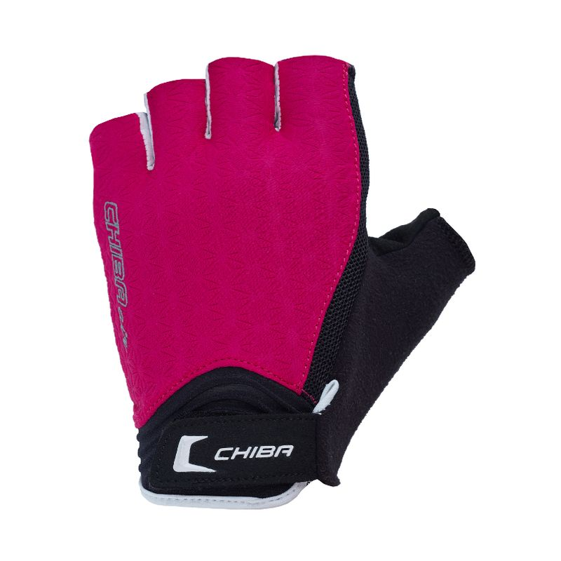 Chiba Lady Air Trainingshandschuhe Pink/Weiß L