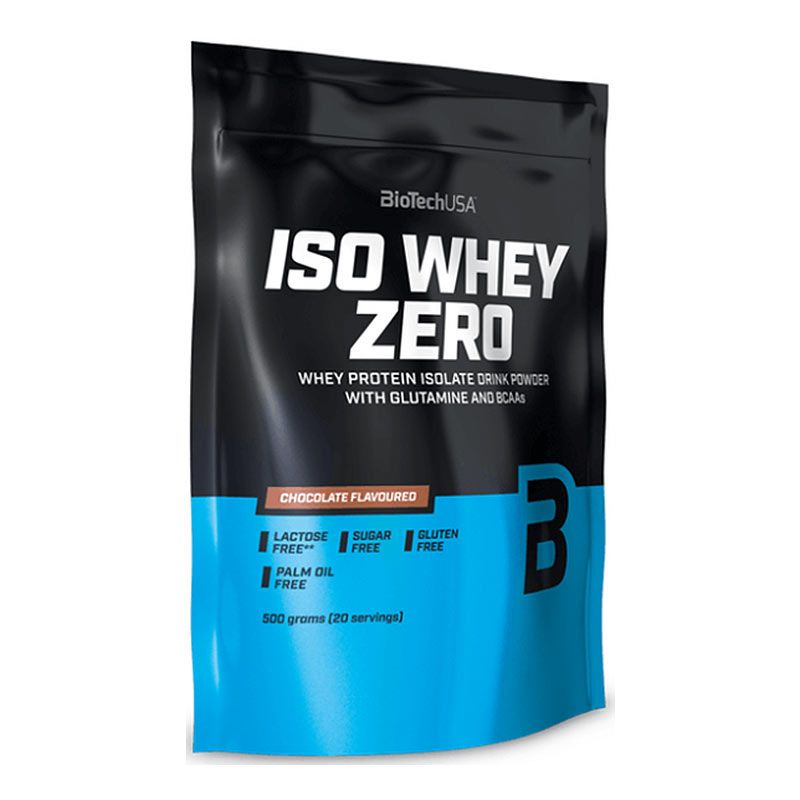 Biotech USA Iso Whey Zero 500g Lemon-Cheescake