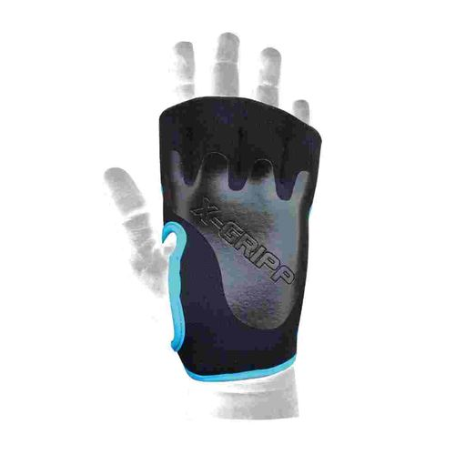 Chiba Lady Motivation Glove Trainingshandschuhe Schwarz/türkis
