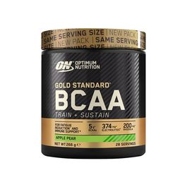 Optimum Nutrition Gold Standard BCAA Train + Sustain 266g Erdbeere-Kiwi