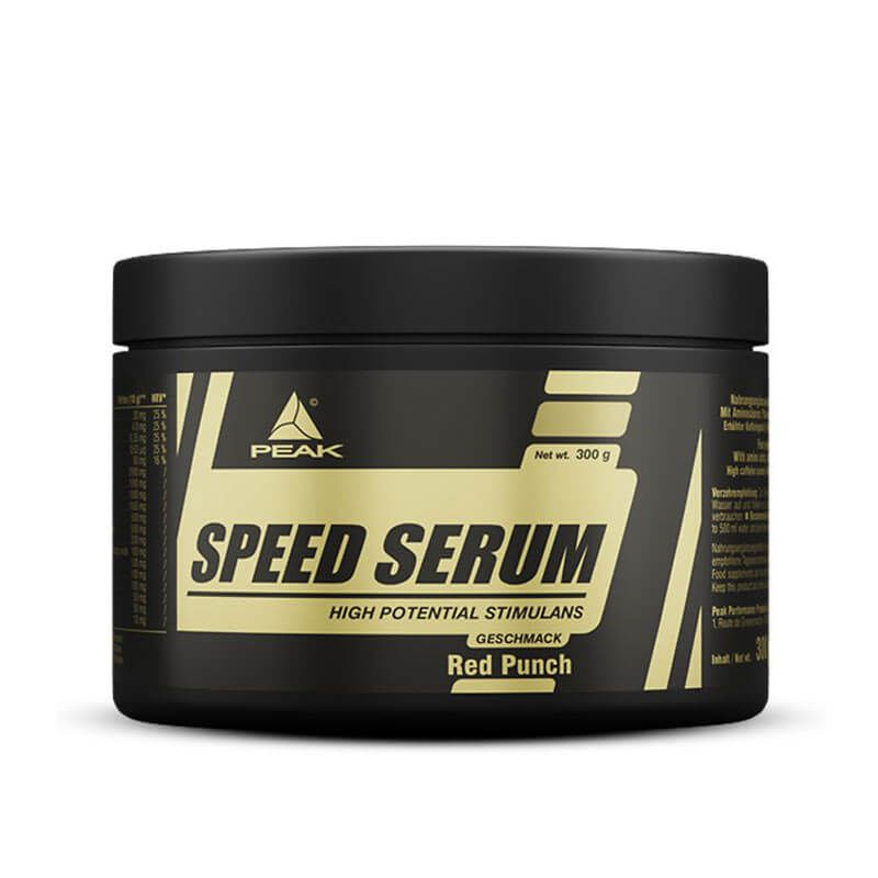Peak Speed Serum 300g Cola