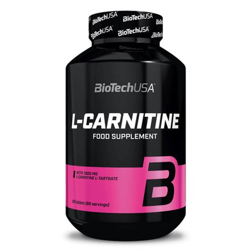 Biotech USA L-Carnitine 1000 - 60 Tabletten