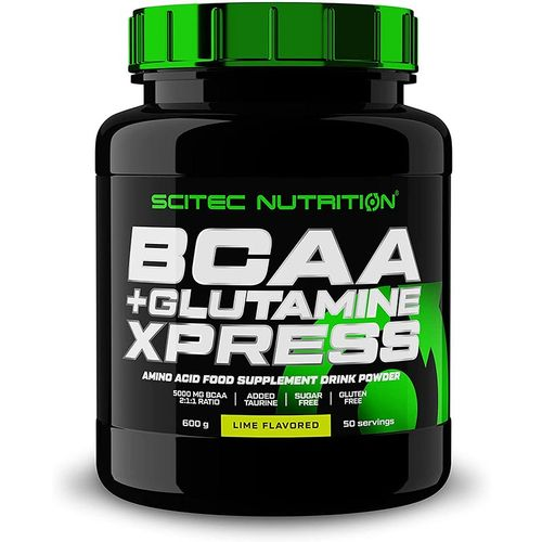 Scitec Nutrition BCAA + Glutamin Xpress 600g Limette