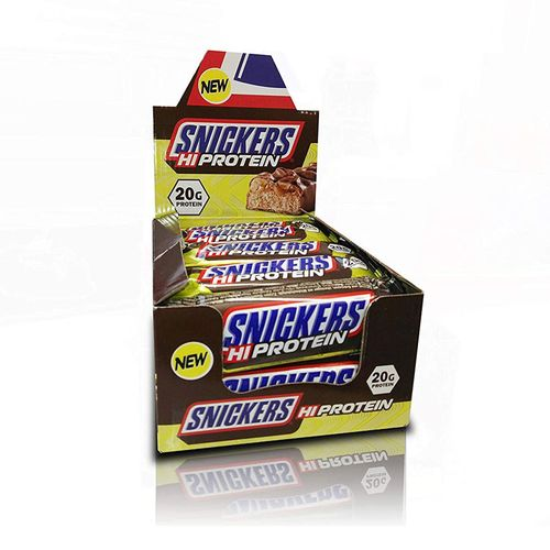 Snickers Protein Riegel 12x55g