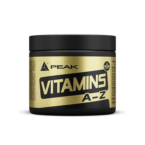 Peak Vitamins A-Z 180 Tabletten