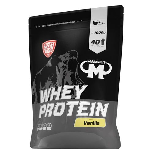 Mammut Whey Protein Next Level 1000g