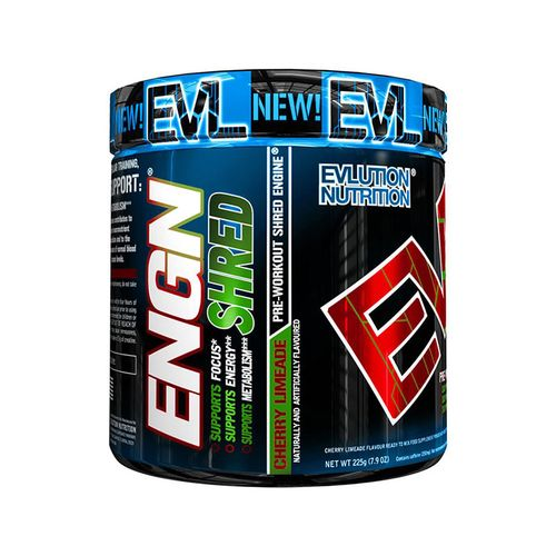 Evlution Nutrition EVL ENGN Shred Booster 225g