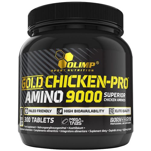 Olimp Gold Chicken-Pro Amino 9000 300 Tabletten