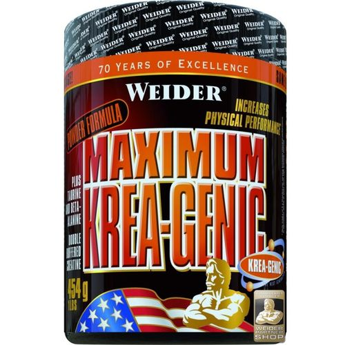 Weider Maximum Krea-Genic Pulver 554g Neutral