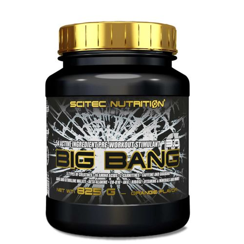 Scitec Nutrition Big Bang 3.0 - 825g Orange