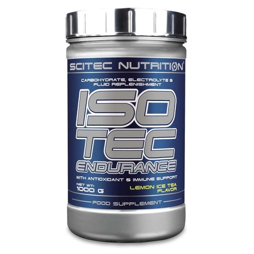 Scitec Nutrition Isotec Endurance 1000g Zitrone Ice Tee
