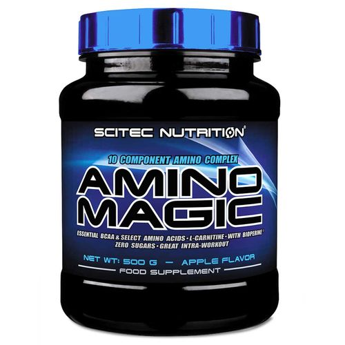 Scitec Nutrition Amino Magic 500g Apfel