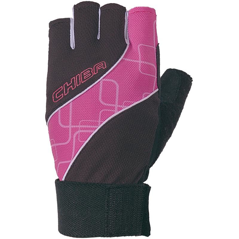 Chiba Lady Pro Active Trainingshandschuhe Pink