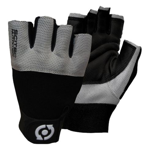 Scitec Nutrition Handschuhe Grey Style - L