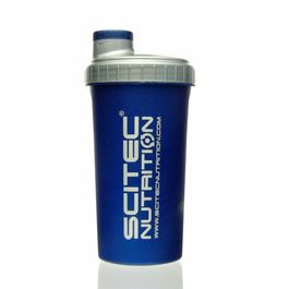 Scitec Nutrition Shaker 700ml Blau