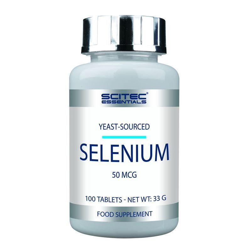 Scitec Nutrition Selenium 100 Tabletten