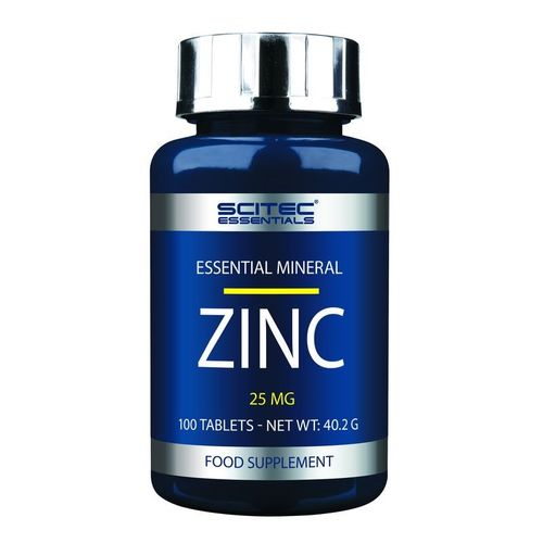 Scitec Essentials Zinc 100 Tabletten
