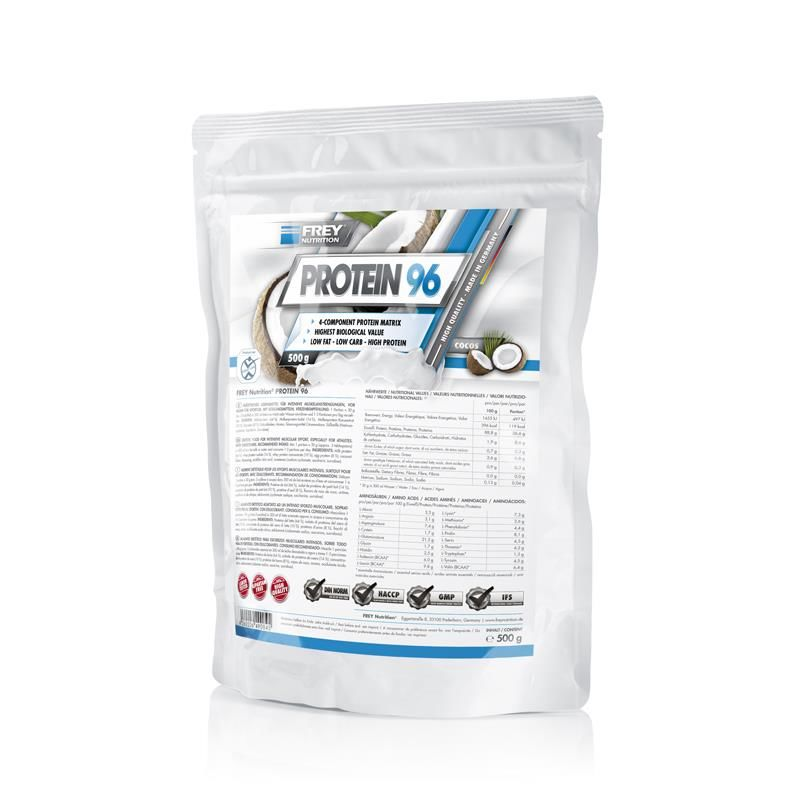 Frey Nutrition Protein 96 - 500g Cocos