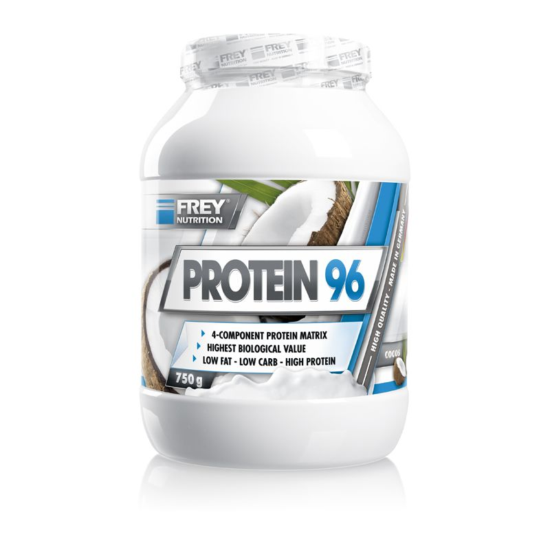 Frey Nutrition Protein 96 - 750g Cocos