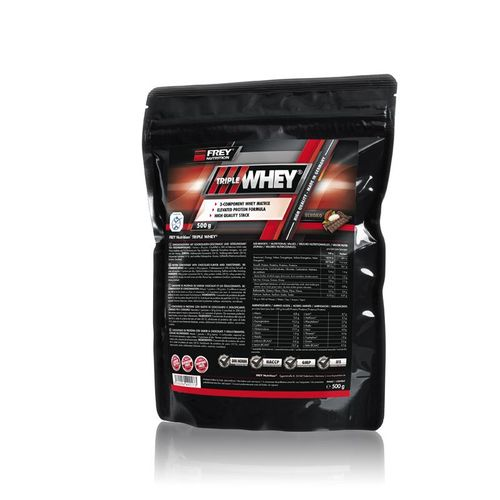 Frey Nutrition Triple Whey 500g Schoko
