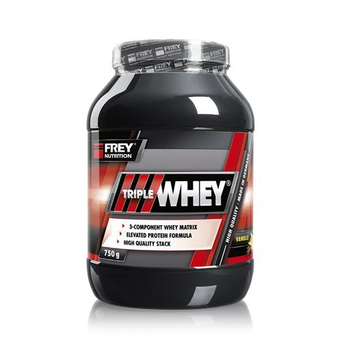 Frey Nutrition Triple Whey 750g Vanille