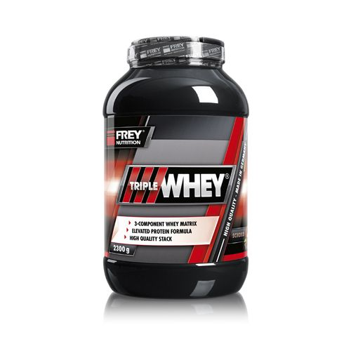 Frey Nutrition Triple Whey 2300g Schoko