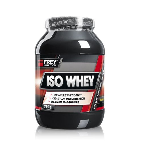 Frey Nutrition ISO Whey 750g Vanille