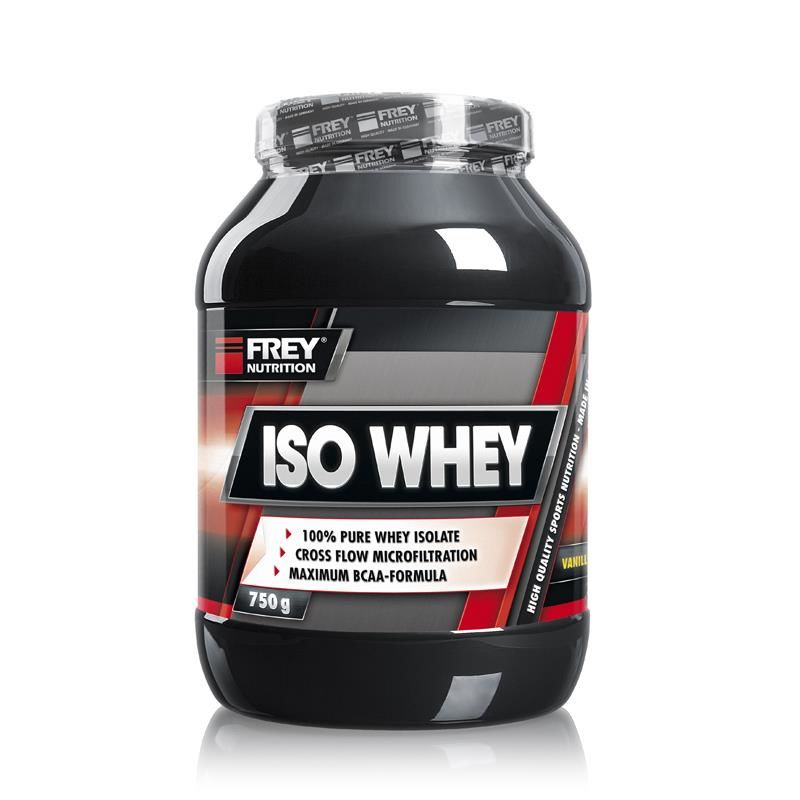 Frey Nutrition ISO Whey 750g Neutral