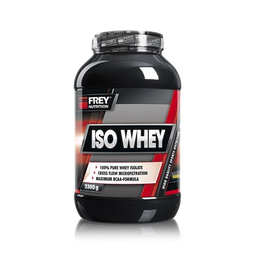 Frey Nutrition ISO Whey 2300g Vanille