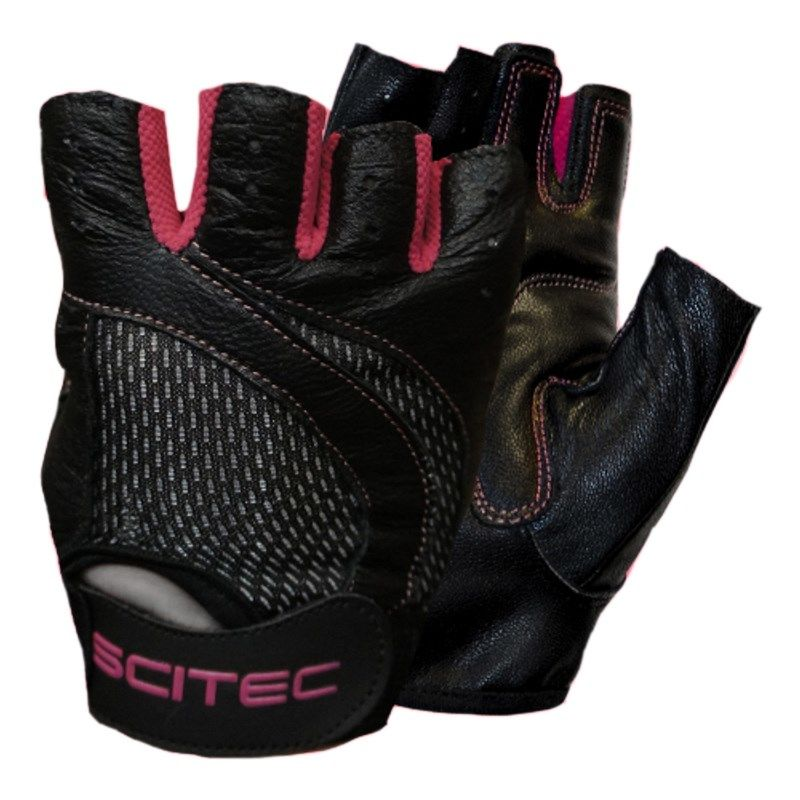 Scitec Nutrition Handschuhe Pink Style - S