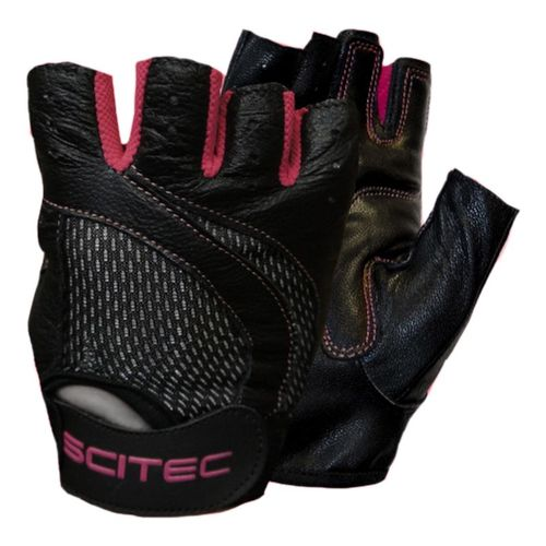 Scitec Nutrition Handschuhe Pink Style - L