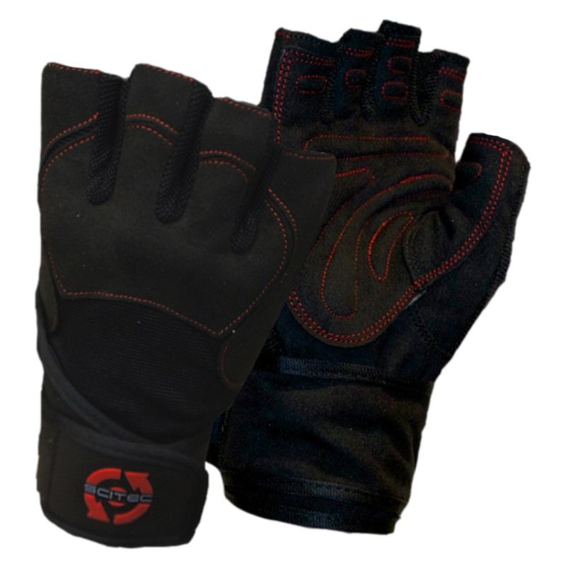 Scitec Nutrition Handschuhe Red Style