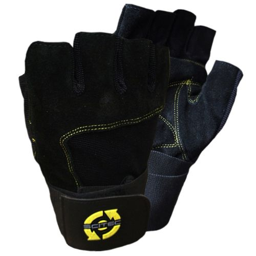 Scitec Nutrition Handschuhe Yellow Style