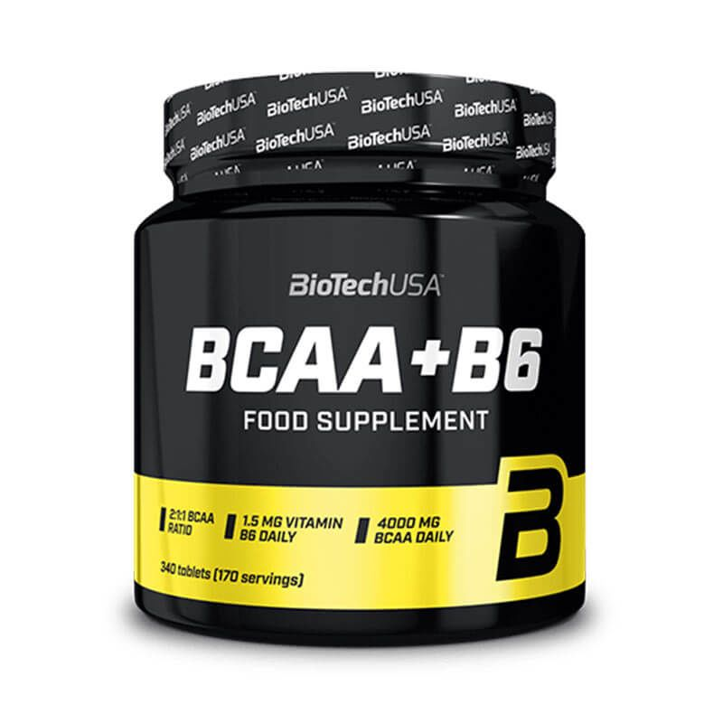Biotech USA BCAA + B6 - 340 Tabletten