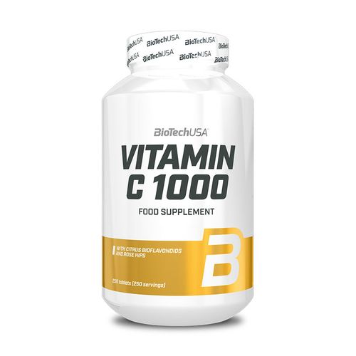 Biotech USA Vitamin C 1000 - 250 Tabletten