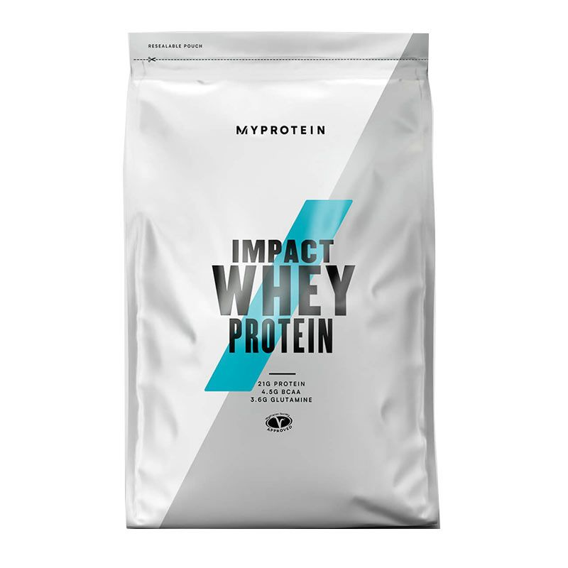 Myprotein Impact Whey Protein 1000g Himbeere