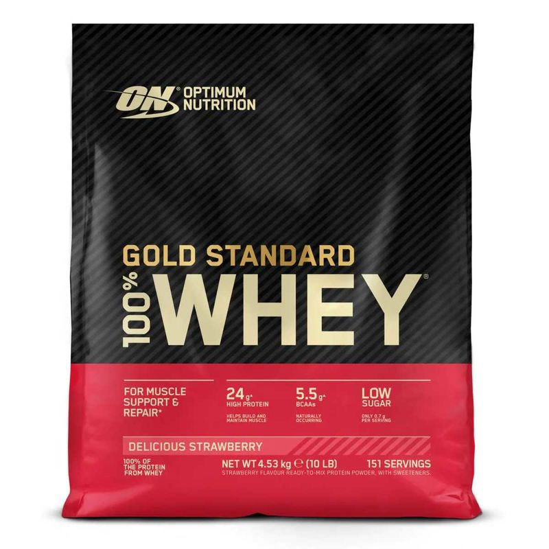Optimum Nutrition 100% Whey Gold Standard 4540g