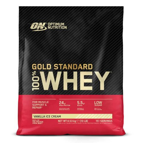 Optimum Nutrition 100% Whey Gold Standard 4540g Vanille