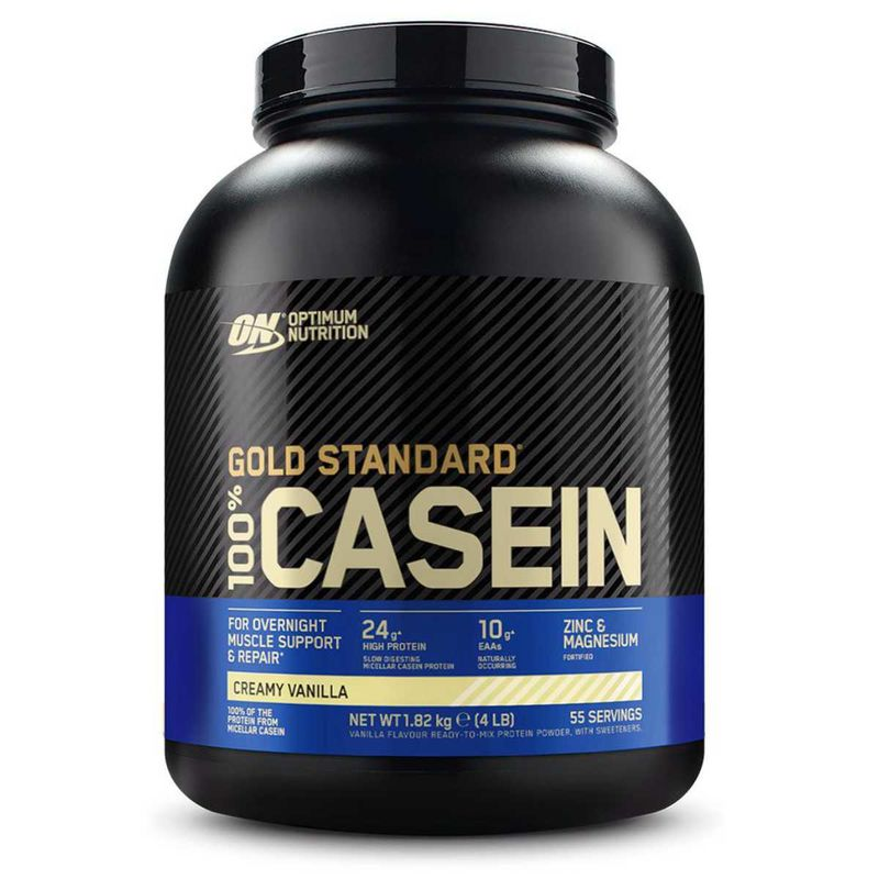 Optimum Nutrition 100% Casein Gold Standard 1818g Vanille